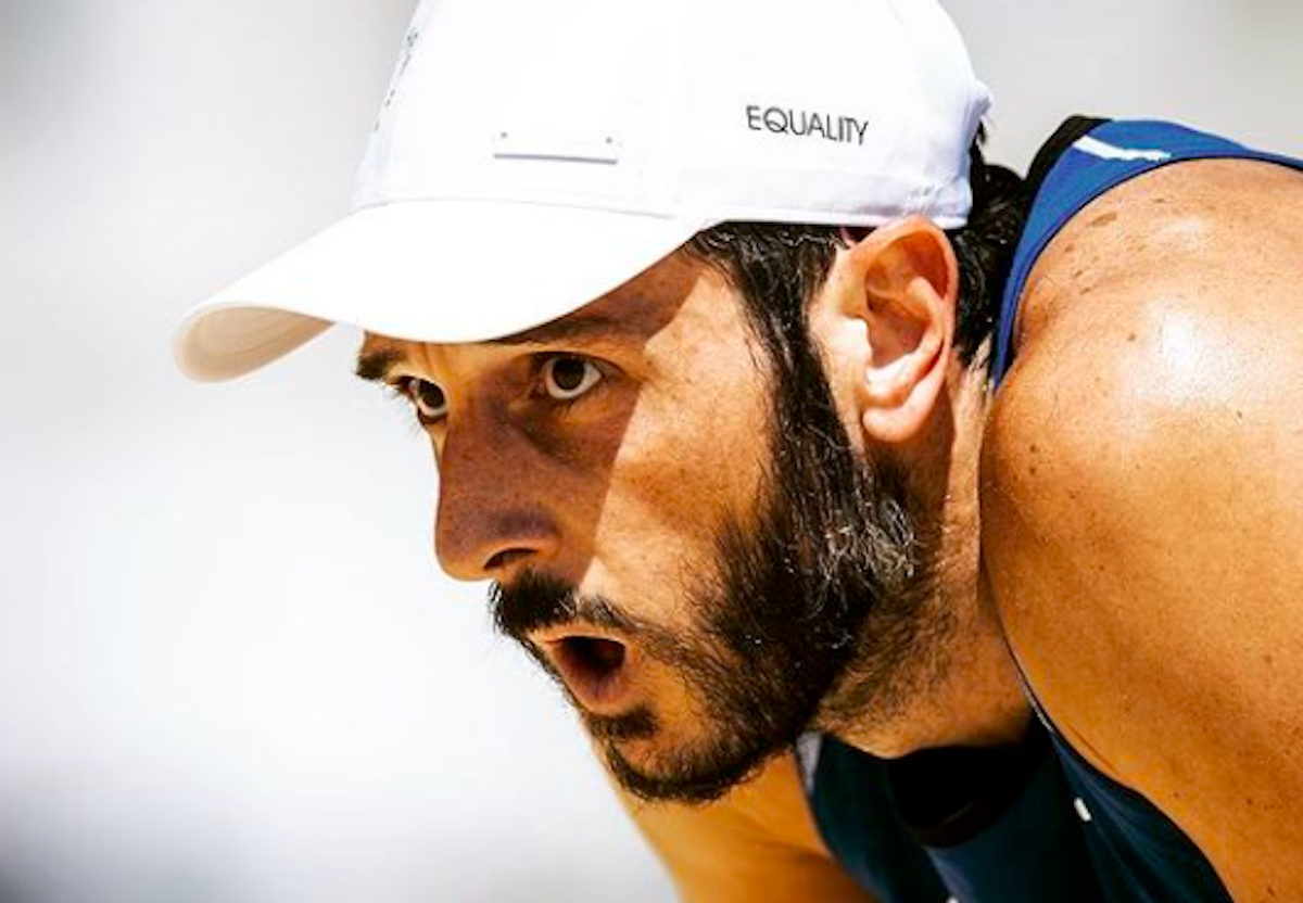 Chi è Paolo Nicolai, il campione azzurro di beach volley