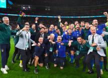 Dove sono in vacanza i calciatori della Nazionale Italiana?