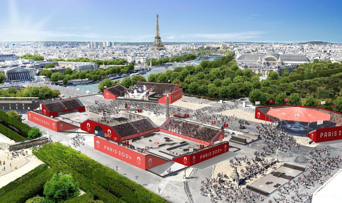 Olimpiadi di Parigi 2024