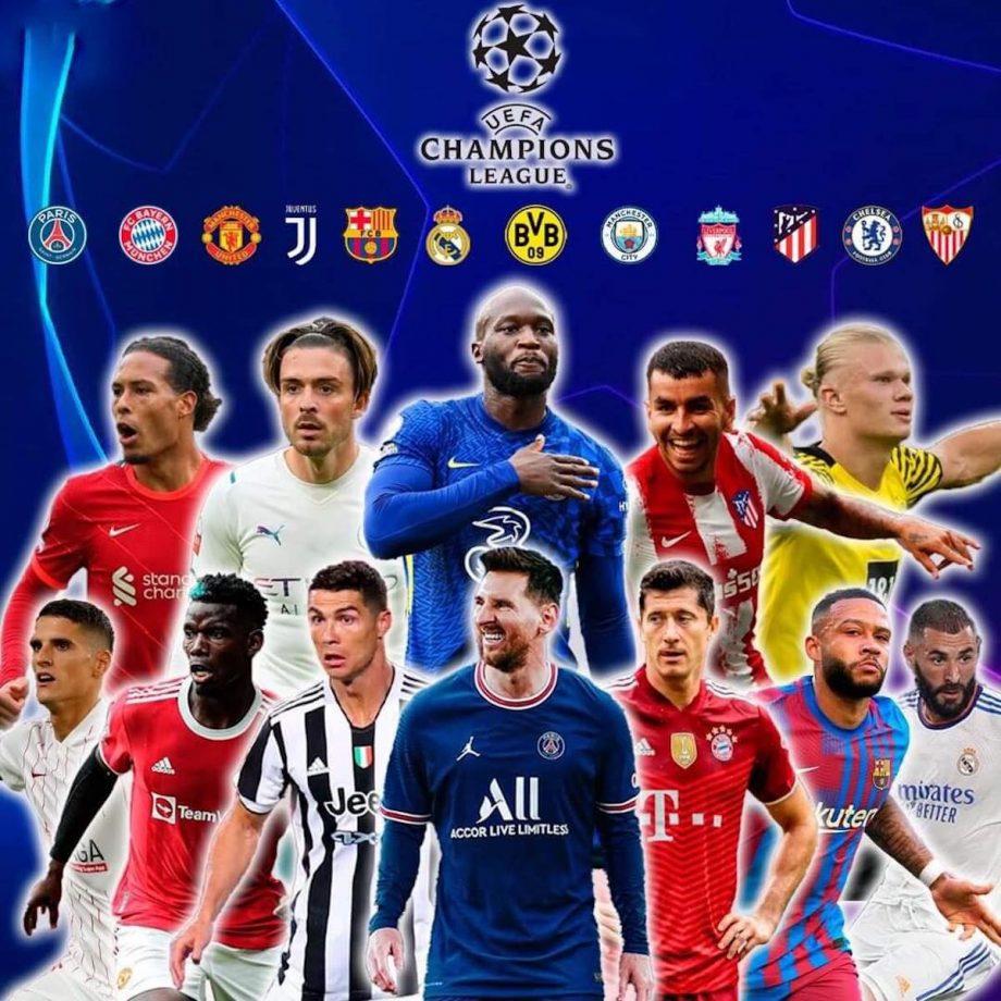 sorteggi champions league 2021