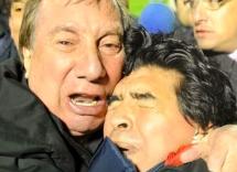 Carlos Bilardo e Maradona