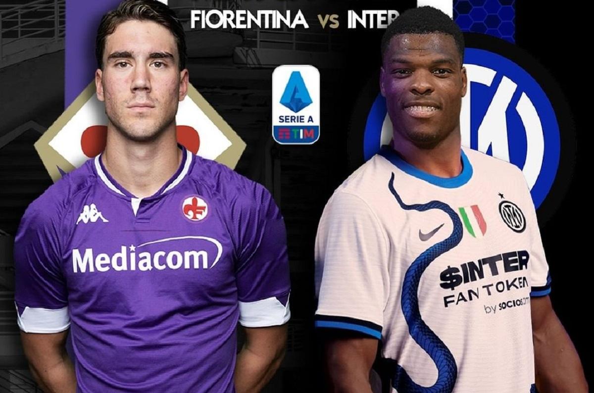 Fiorentina Inter dove vederla in tv