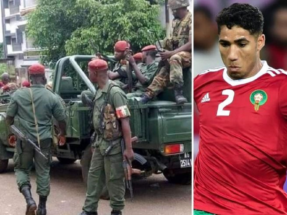 Guinea Marocco lascia paese