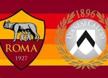 Roma Udinese dove vederla in tv