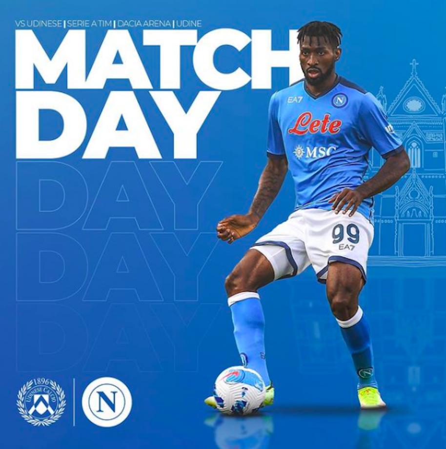 Udinese-Napoli, info, Tv e formazioni
