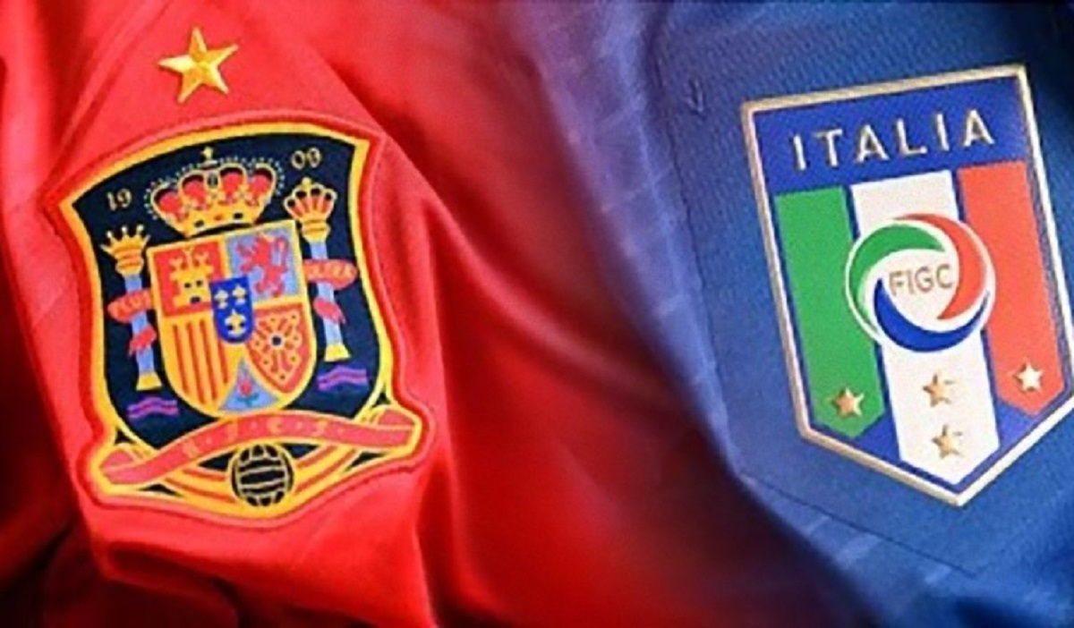 italia spagna nations league dove vederla in tv