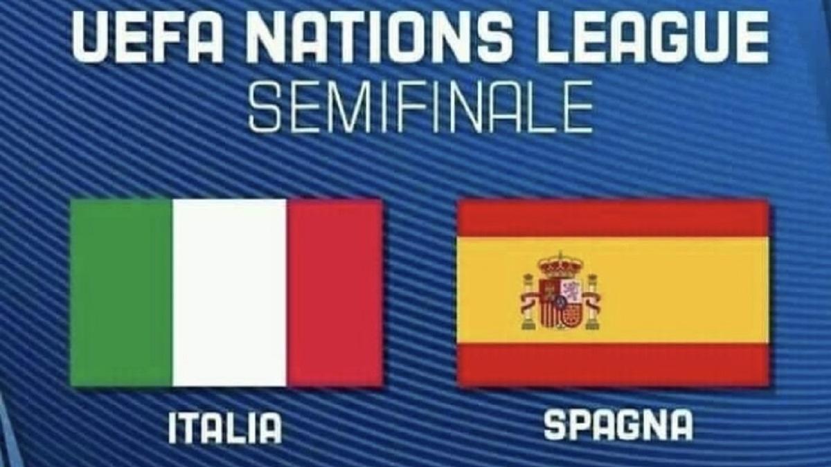 Italia Nations League calendario