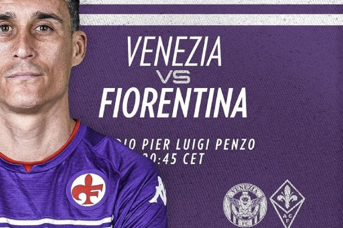 Venezia Fiorentina dove vederla in tv